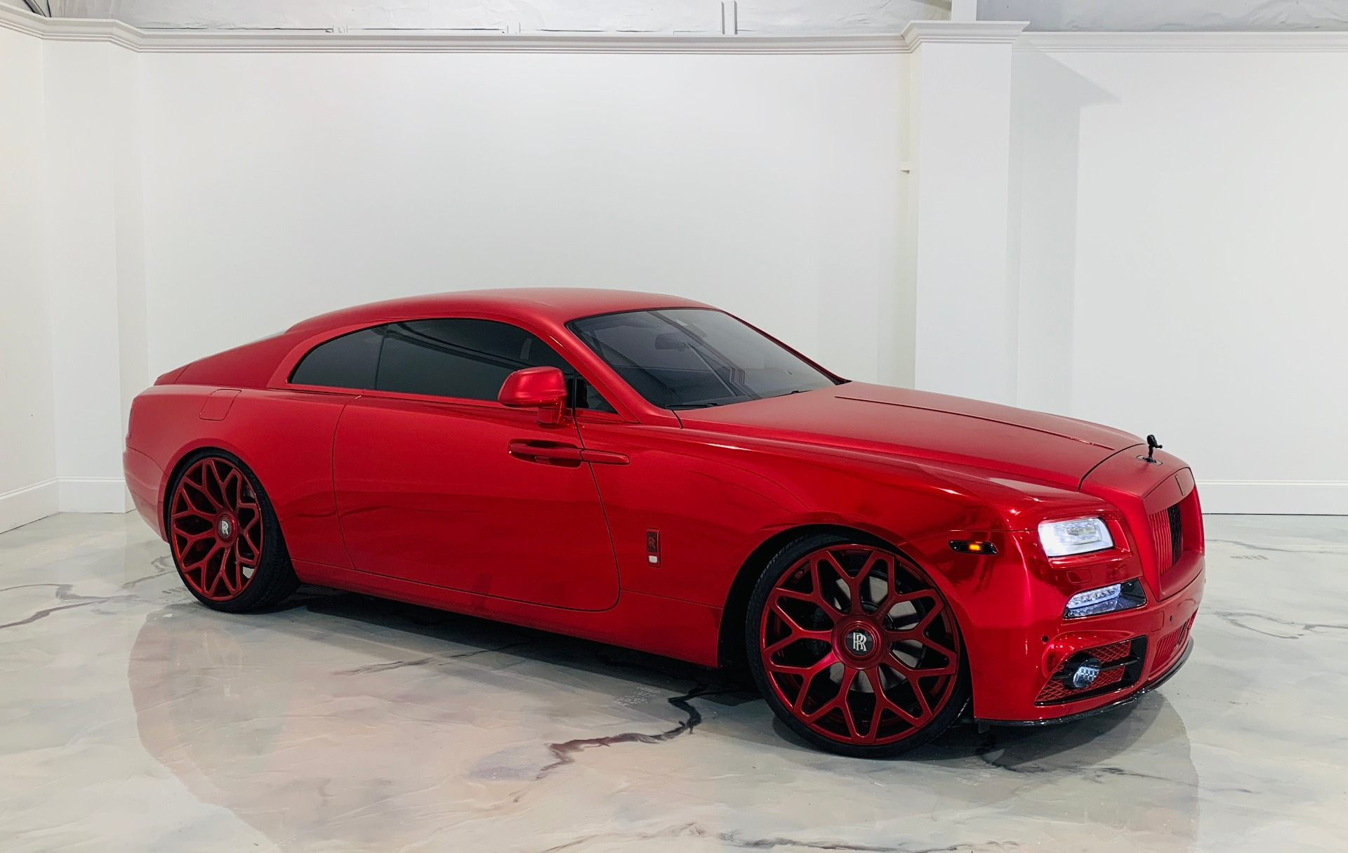 Used 2016 Rolls-Royce Wraith Mansory RS | Peachtree City, GA