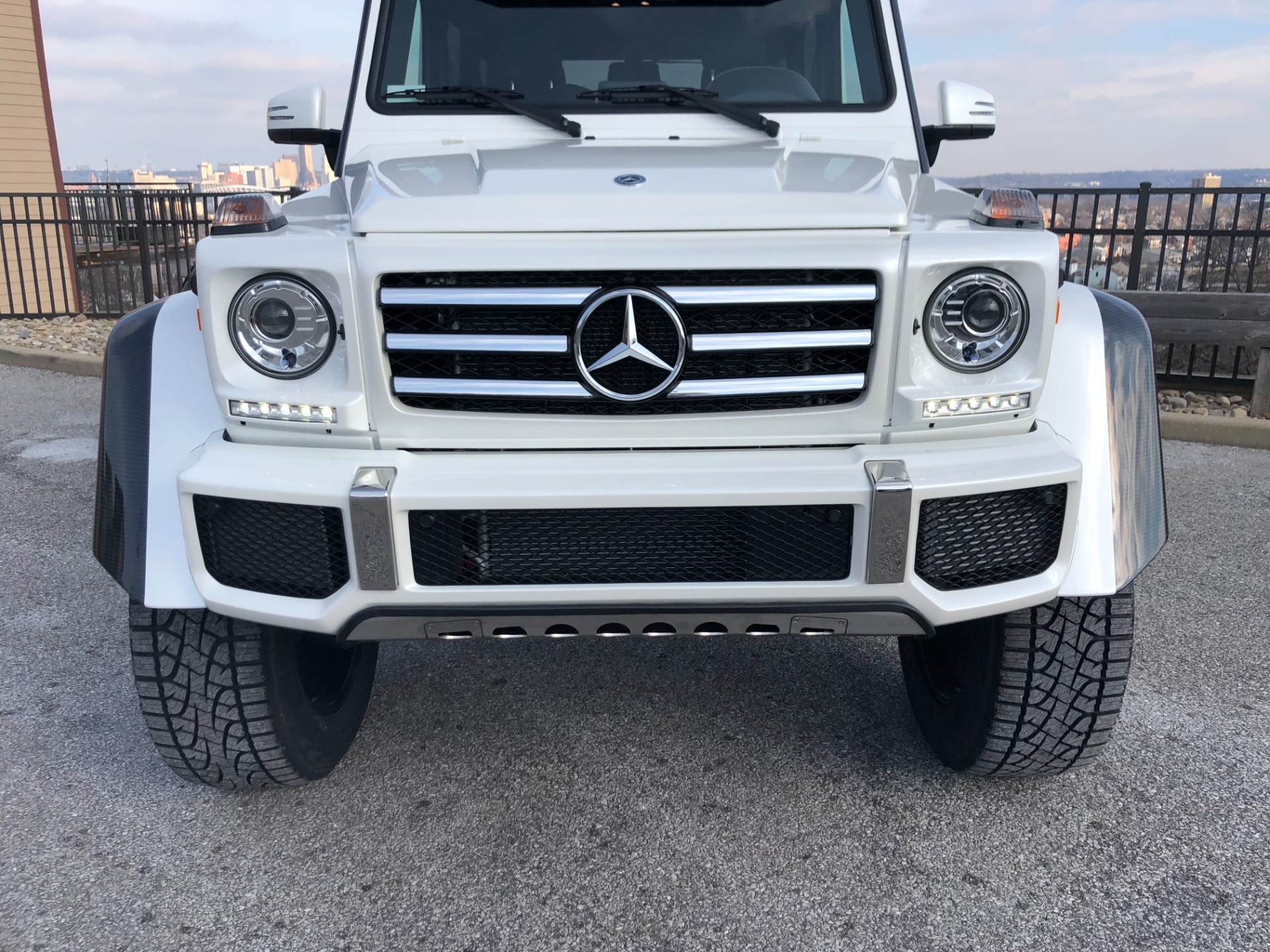 2018 mercedes benz g 550 4x4 g 550 4x4 squared stock 271912 for sale near peachtree city ga. Black Bedroom Furniture Sets. Home Design Ideas