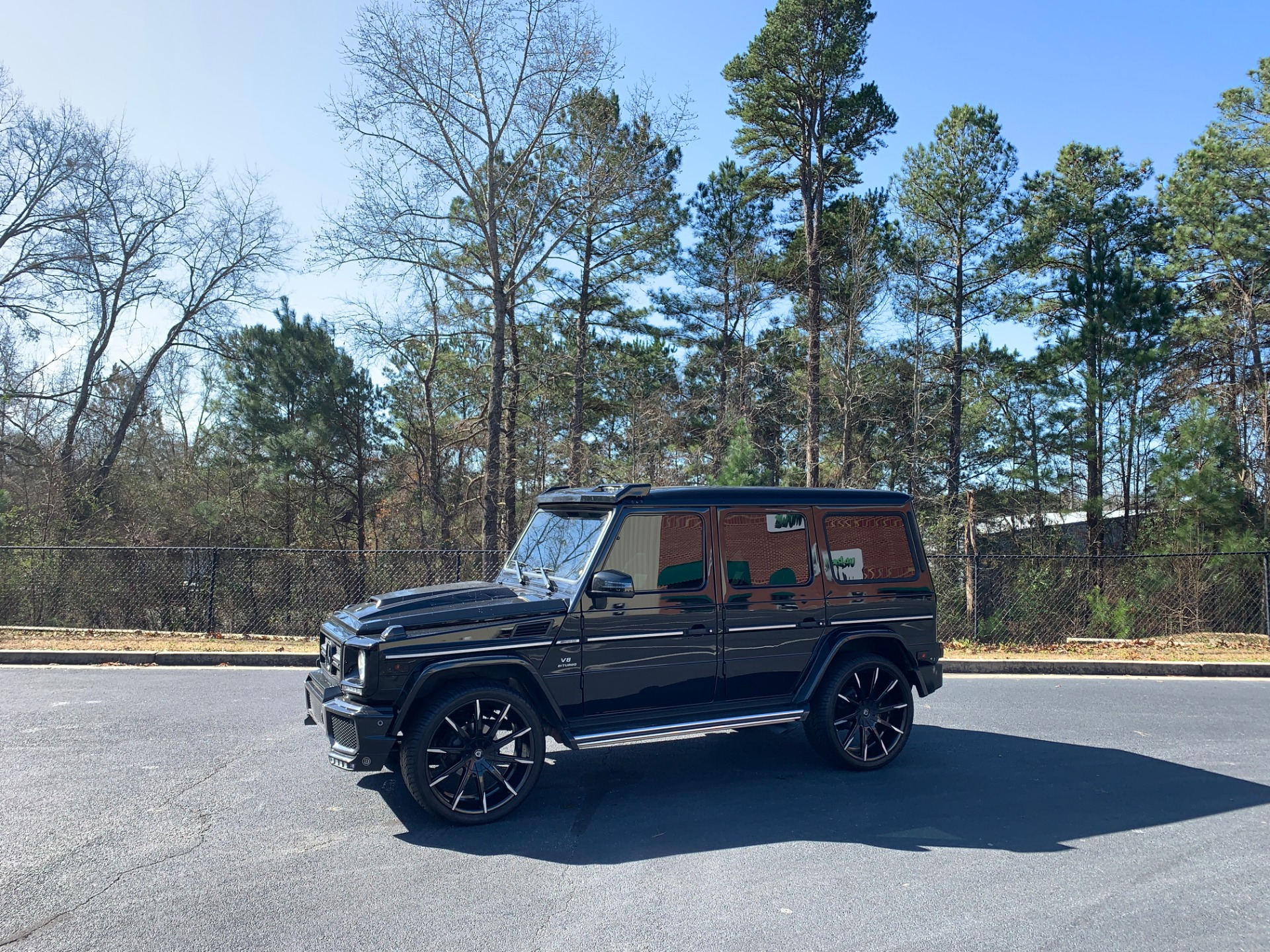 Used 2013 Mercedes-Benz G550 RS | Peachtree City, GA