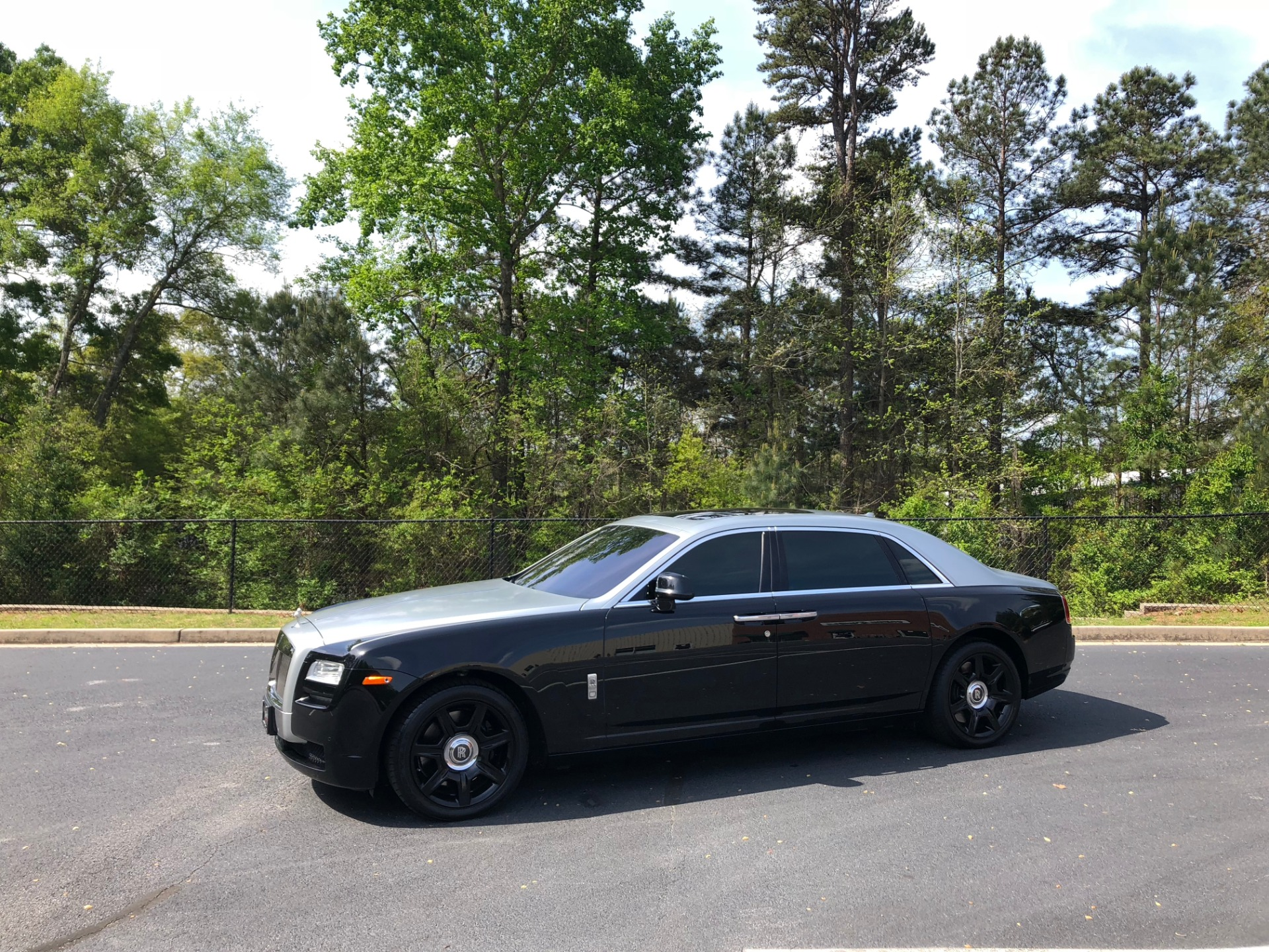 Used 2014 Rolls-Royce Ghost EWB RS | Peachtree City, GA