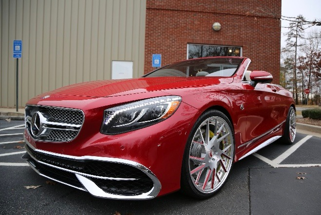 2018 maybach s650 cabriolet rs stock # a027210 for sale near