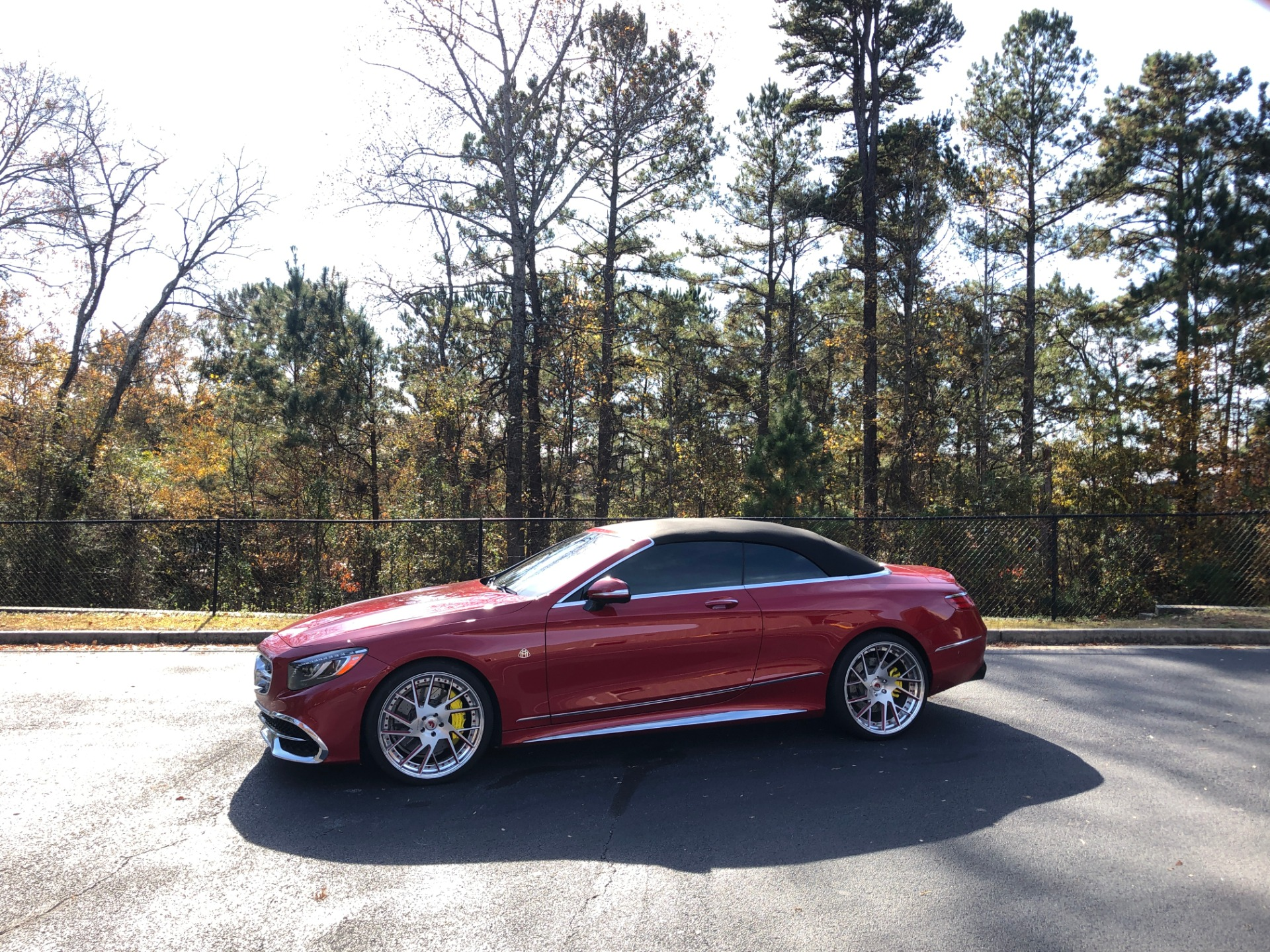 New 2018 Maybach S650 Cabriolet RS  | Peachtree City, GA