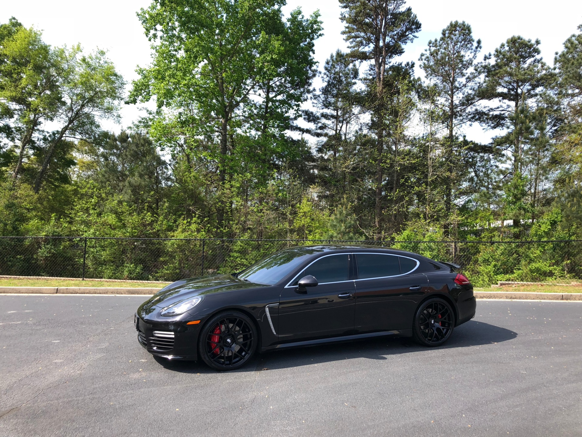 Used 2016 Porsche Panamera EXECUTIVE TURBO RS  | Peachtree City, GA