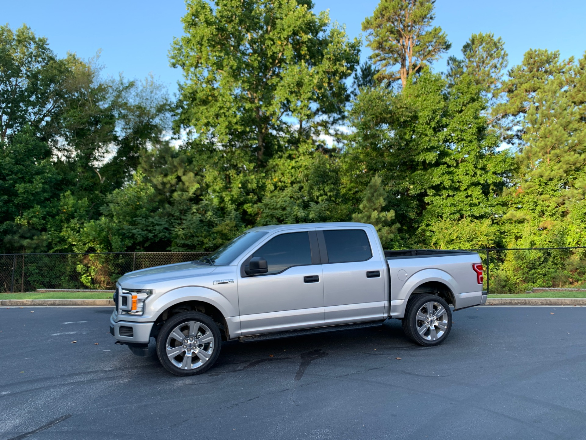 New 2018 Ford F-150 STX FX4 RS | Peachtree City, GA