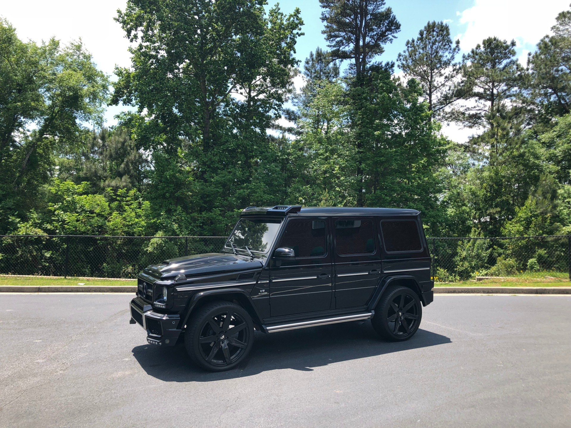 Used 2015 Mercedes-Benz G63 AMG RS | Peachtree City, GA