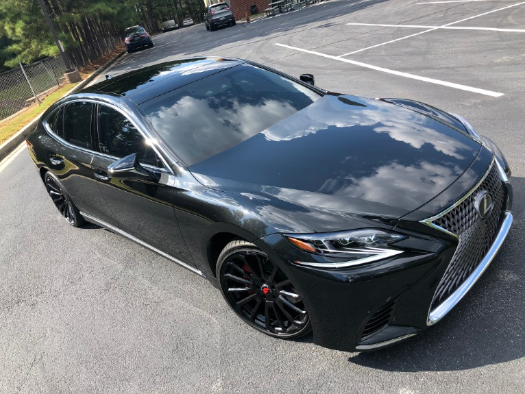 Used-2019-Lexus-LS500-F-Sport-RS
