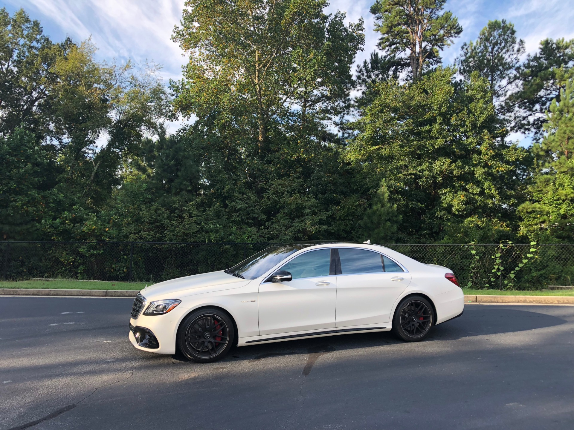 2019 Mercedes Benz S Class S 63 Amg Rs Stock 001045 For