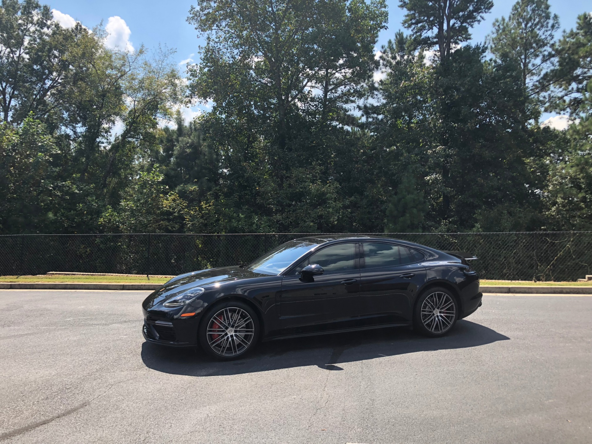 Used 2019 Porsche Panamera TURBO  | Peachtree City, GA