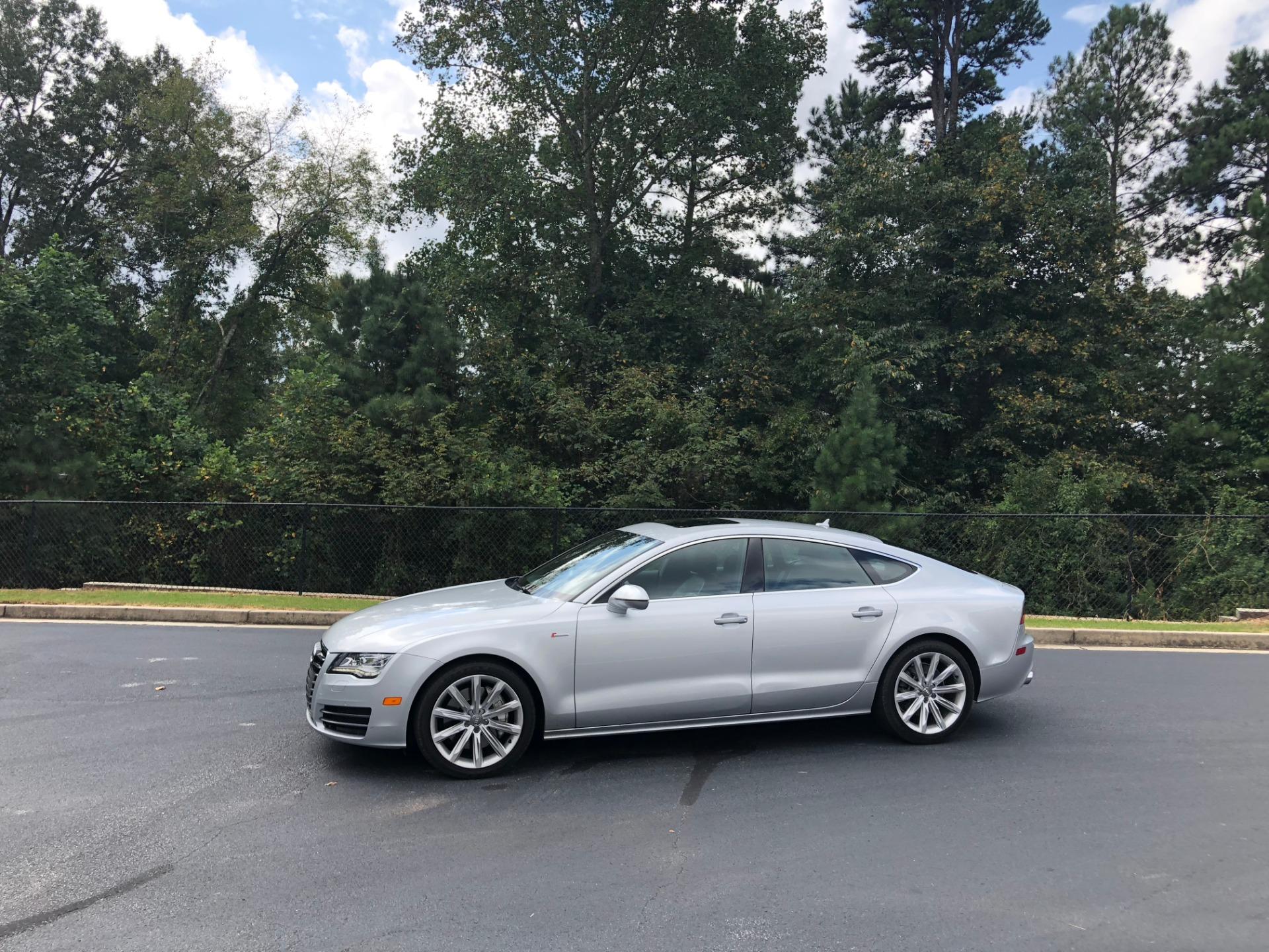 Used 2014 Audi A7 3.0T Quattro Premium Plus | Peachtree City, GA