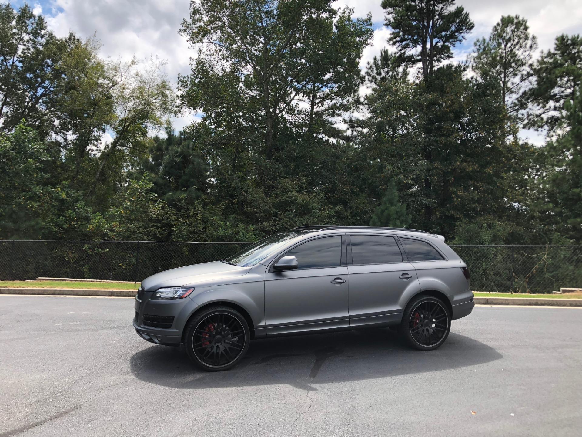 Used 2016 Audi Q7 Premium RS    Peachtree City, GA