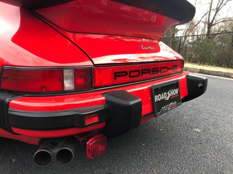Used-1985-Porsche-930-TURBO