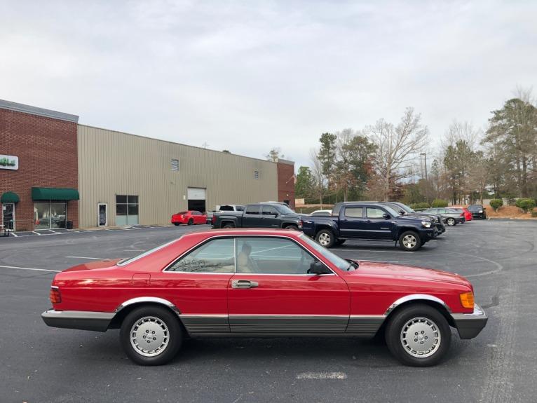 Used-1985-Mercedes-Benz-500-SEC