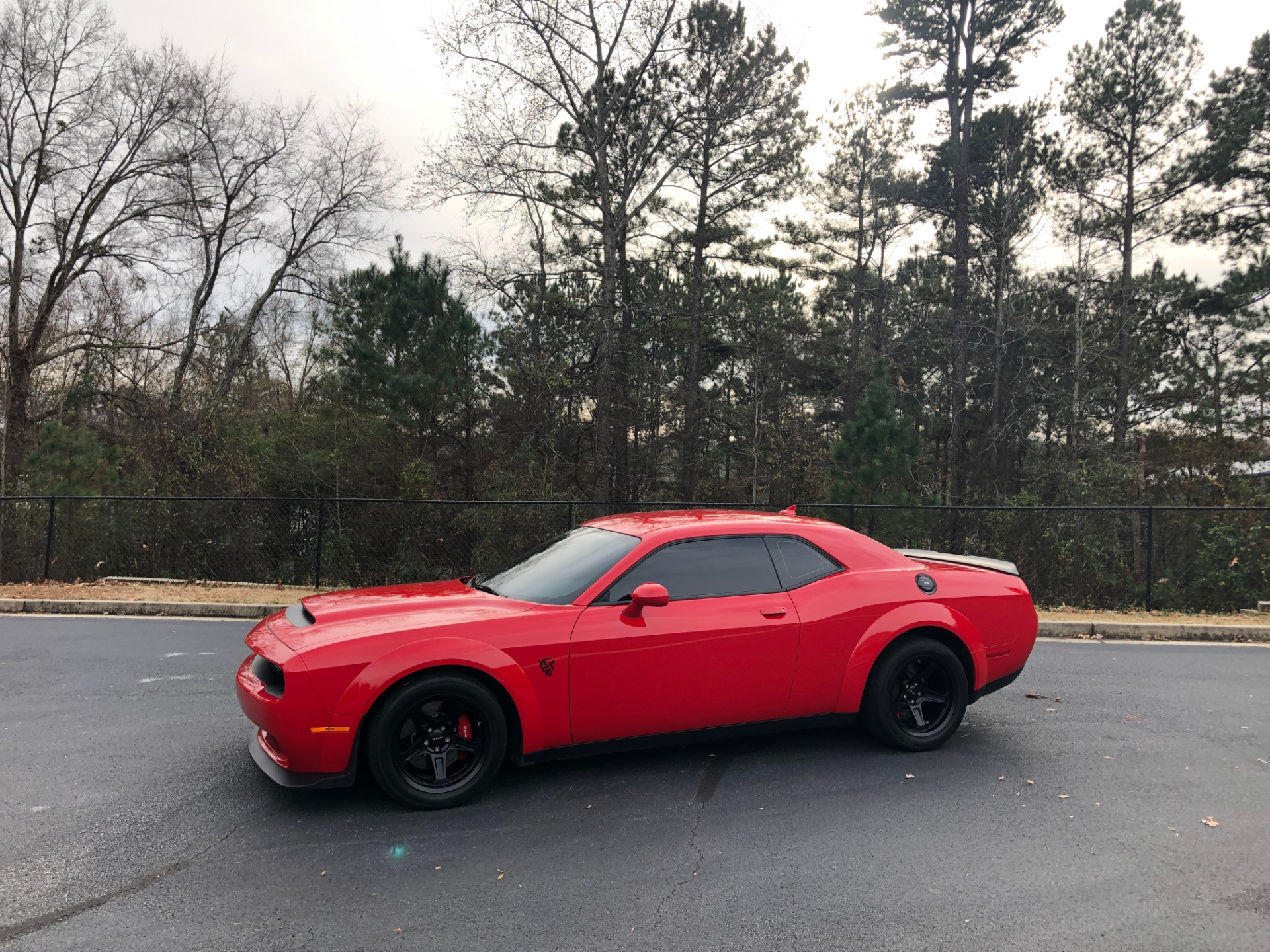 Used 2018 Dodge Challenger SRT Demon RS | Peachtree City, GA