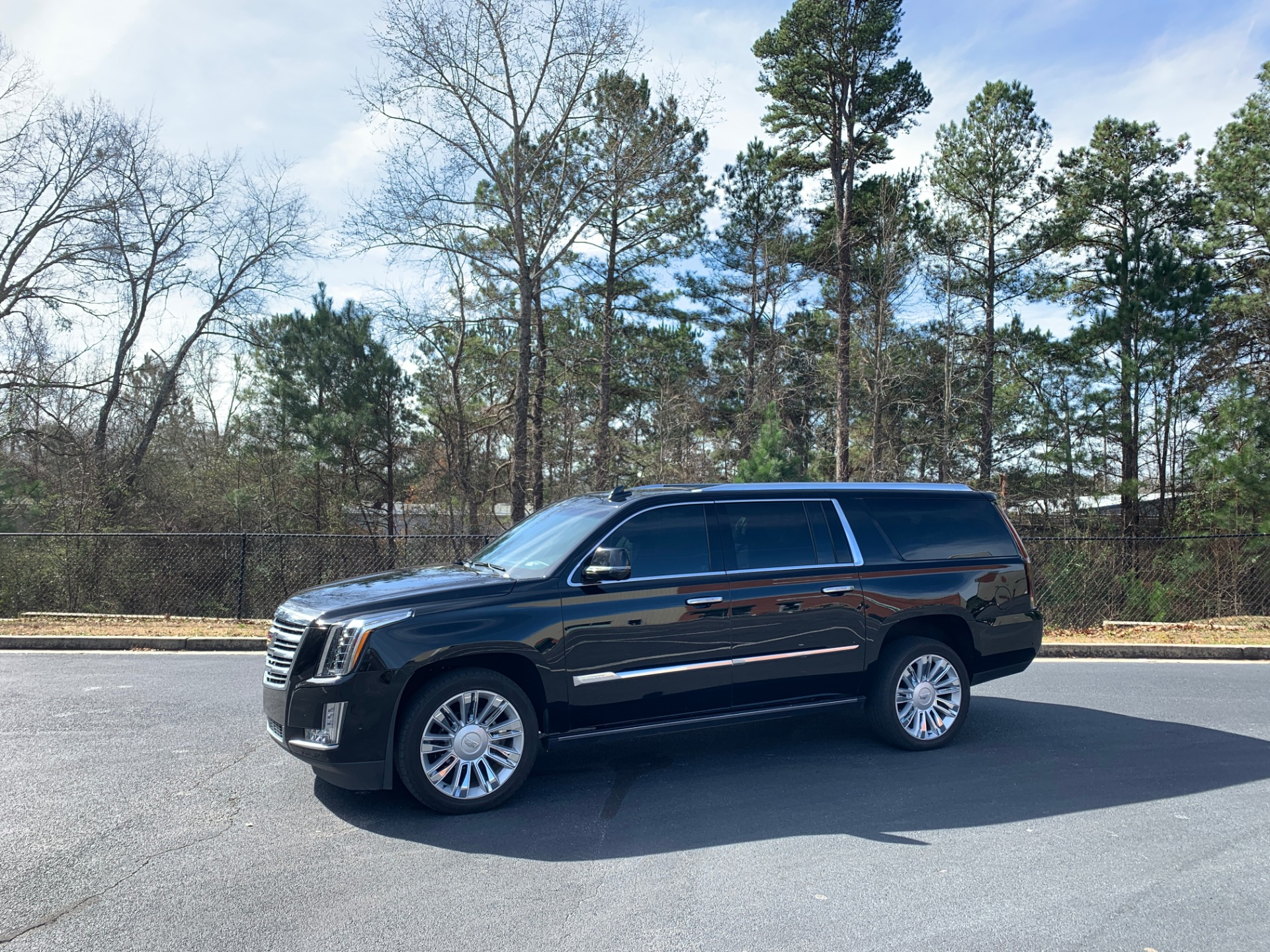 Used 2019 Cadillac Escalade ESV Platinum | Peachtree City, GA