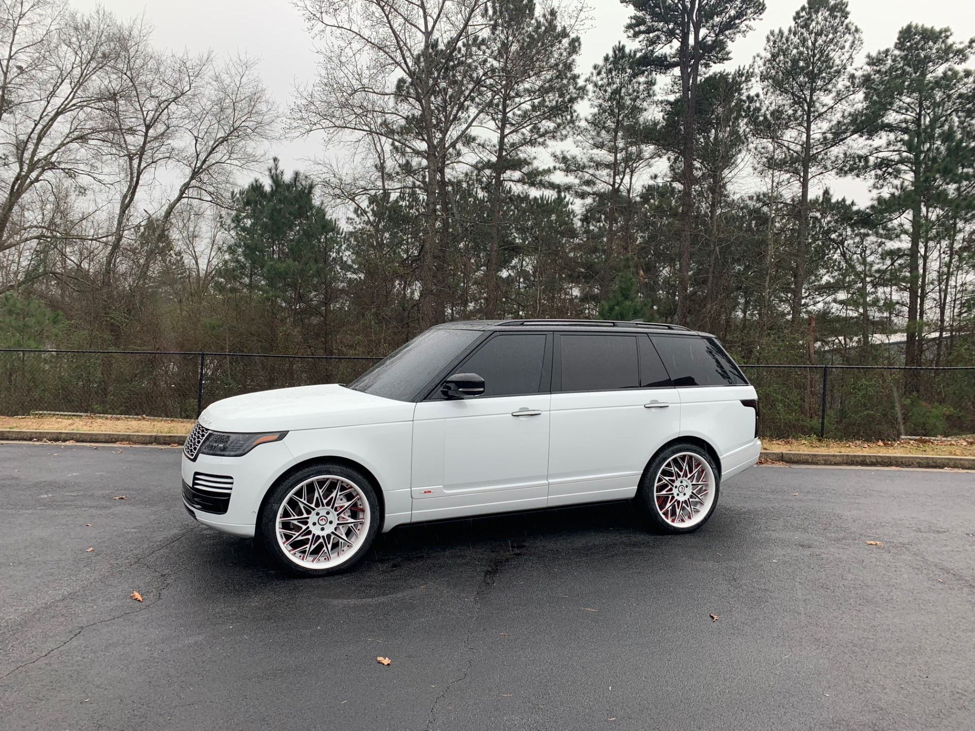 Used 2019 Range Rover Autobiography RS | Peachtree City, GA
