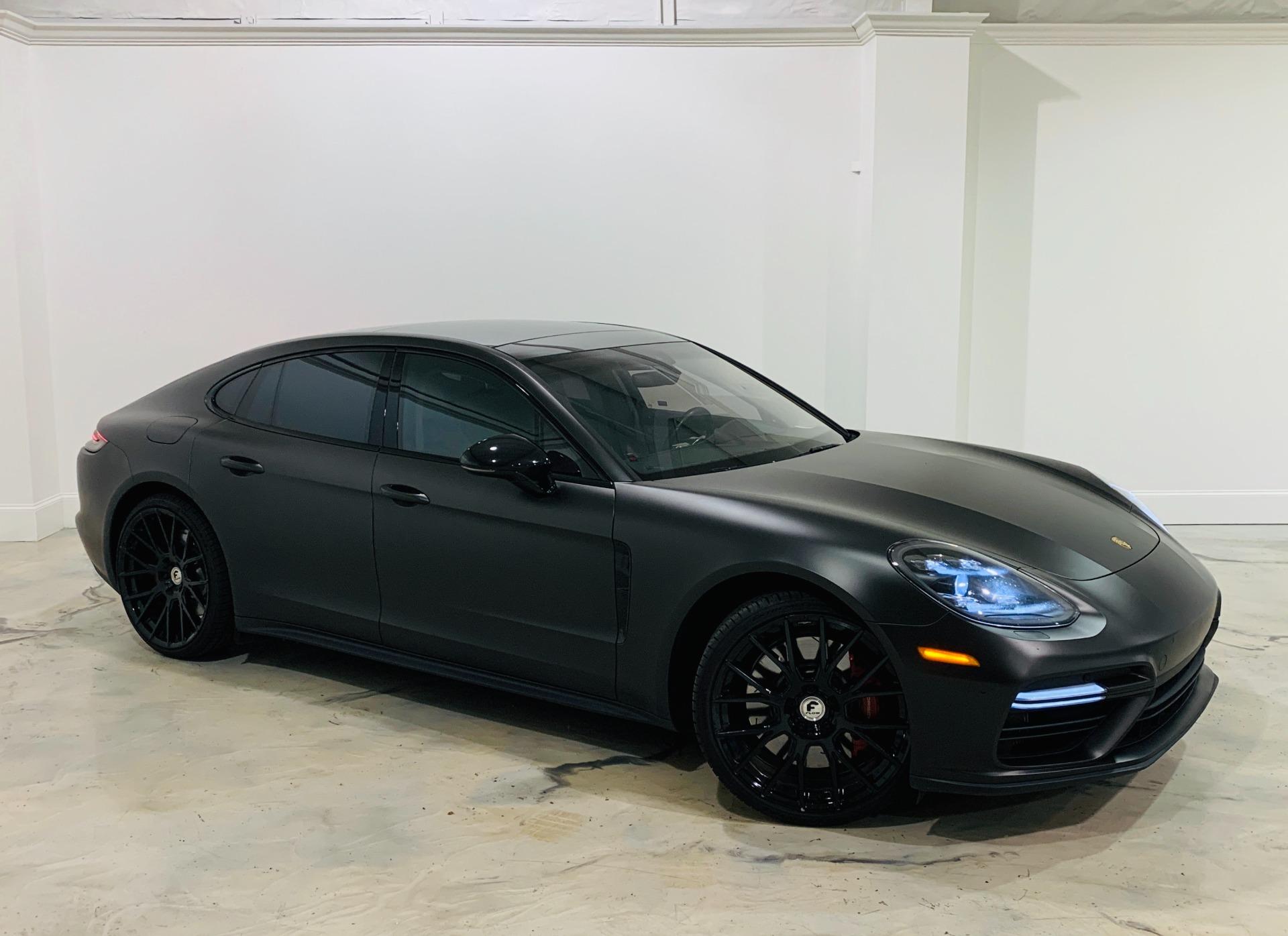 Used 2020 Porsche Panamera Turbo RS  | Peachtree City, GA