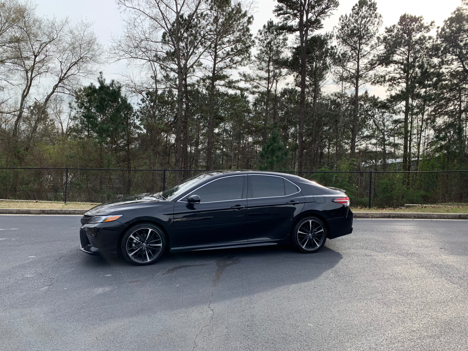 Used 2018 Toyota Camry XSE RS | Peachtree City, GA