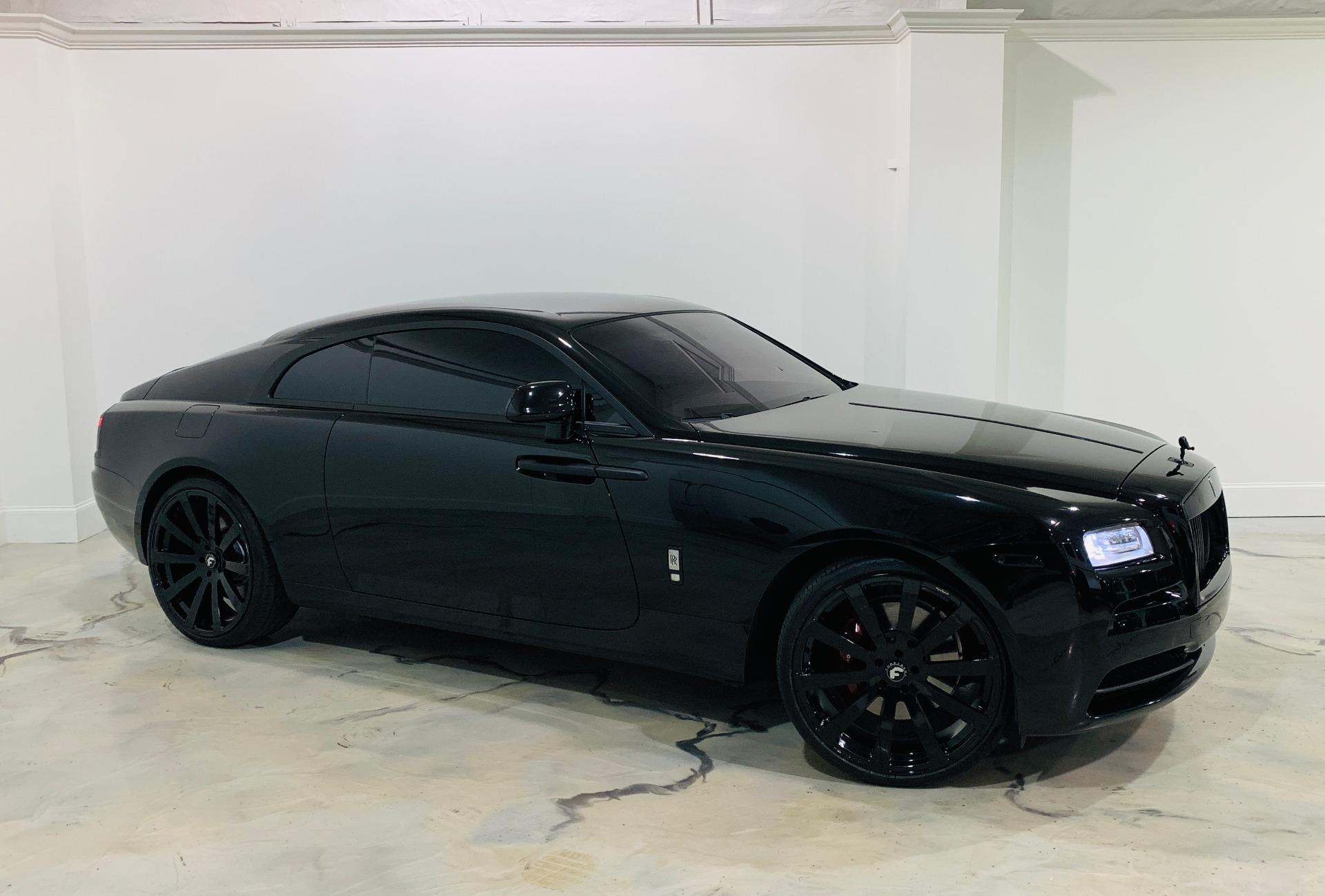Used 2016 Rolls-Royce Wraith RS | Peachtree City, GA