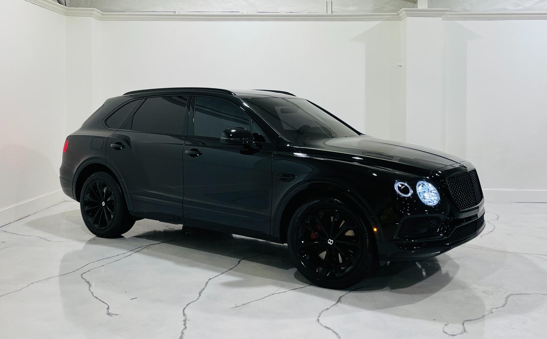 Used 2019 Bentley Bentayga V8 RS   Peachtree City, GA