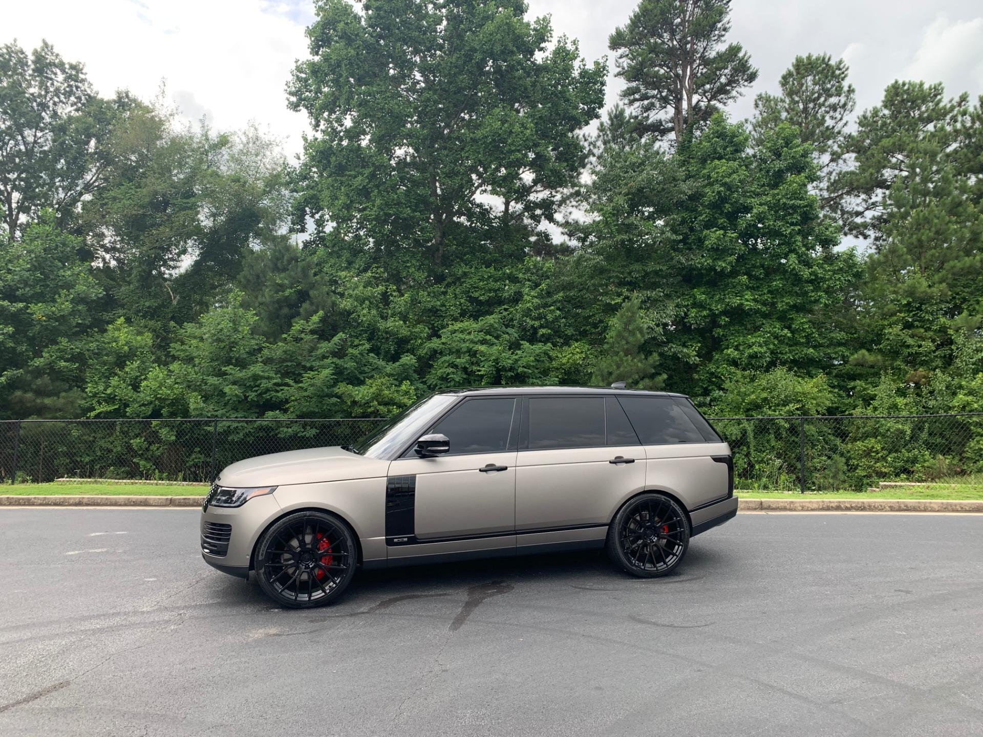 New 2019 Range Rover SC LWB RS | Peachtree City, GA