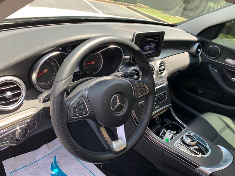 Used-2018-Mercedes-Benz-C300-Sport
