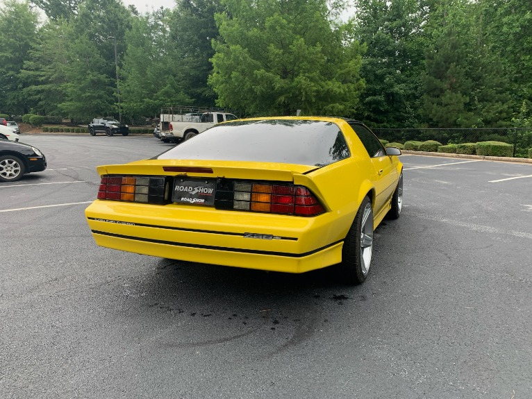 Used-1991-Chevrolet-Camaro-IROC-Z28-RS