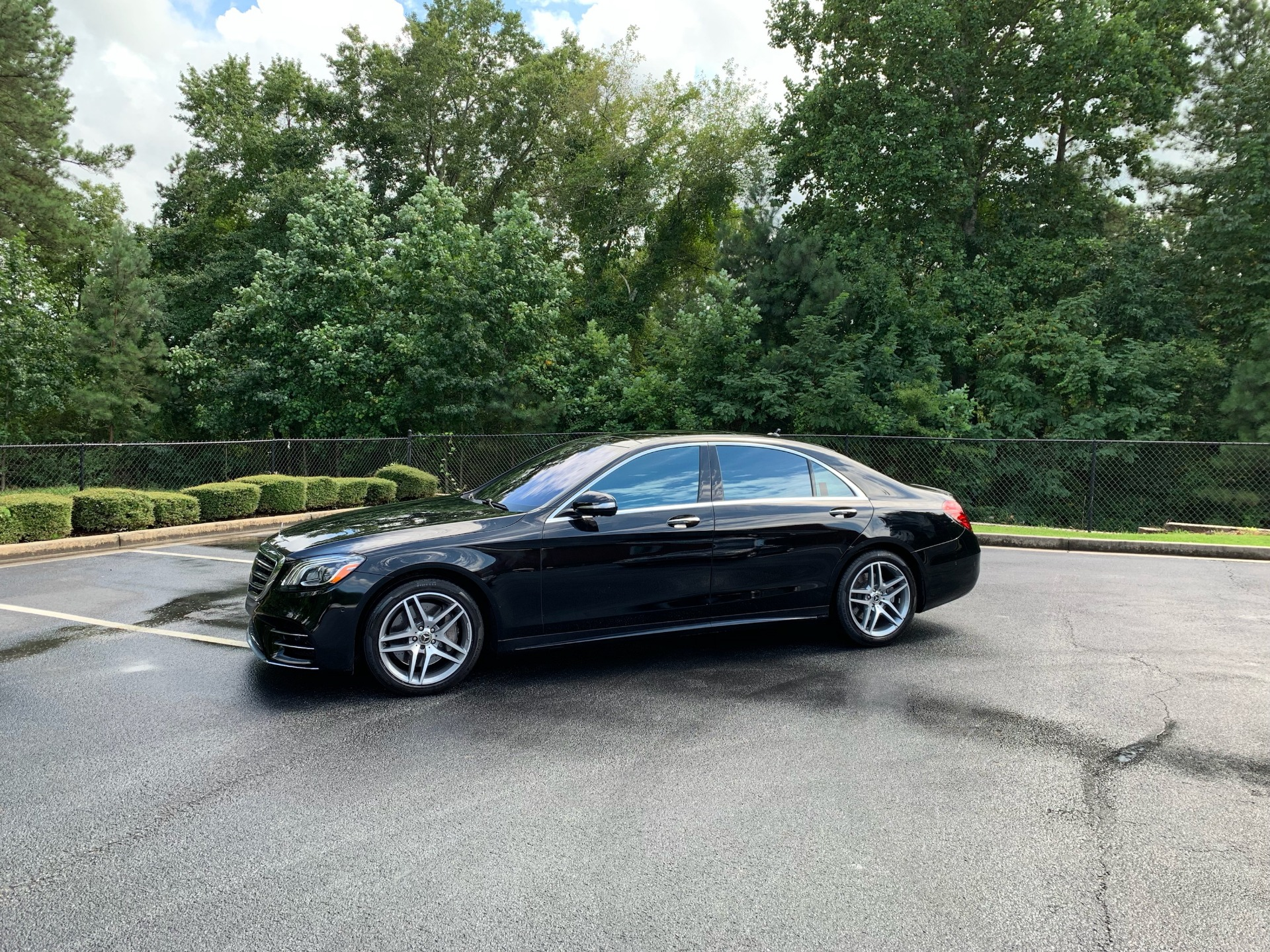 Used 2018 Mercedes-Benz S560 4MATIC RS | Peachtree City, GA