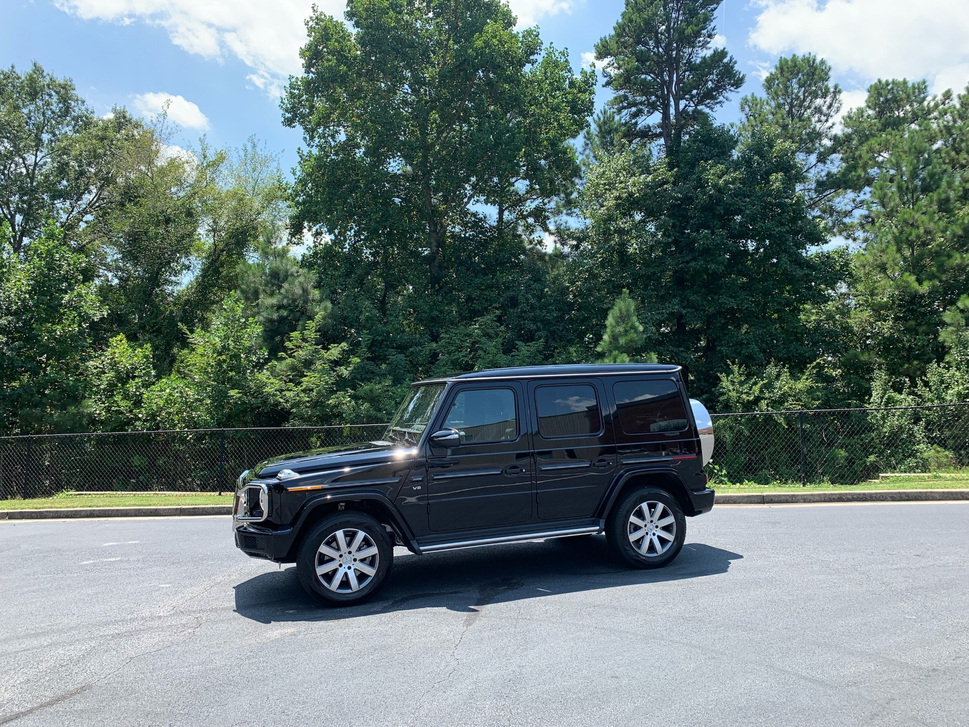 Used 2019 Mercedes-Benz G550  | Peachtree City, GA