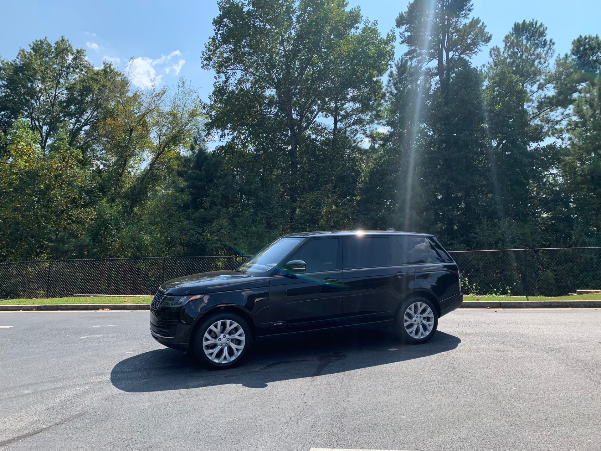 Used 2019 Range Rover SC LWB | Peachtree City, GA
