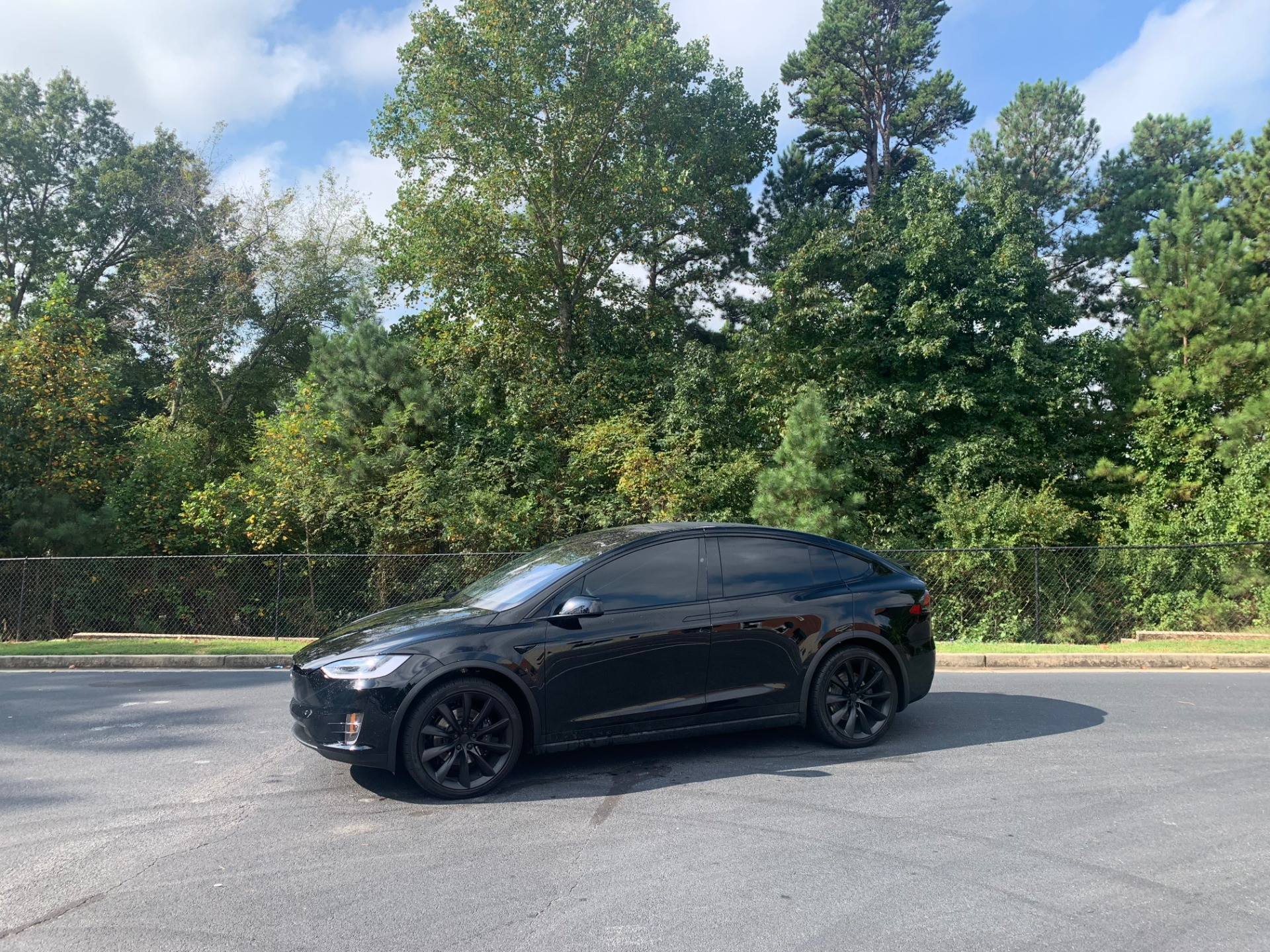 Used 2019 Tesla Model X 100D RS | Peachtree City, GA