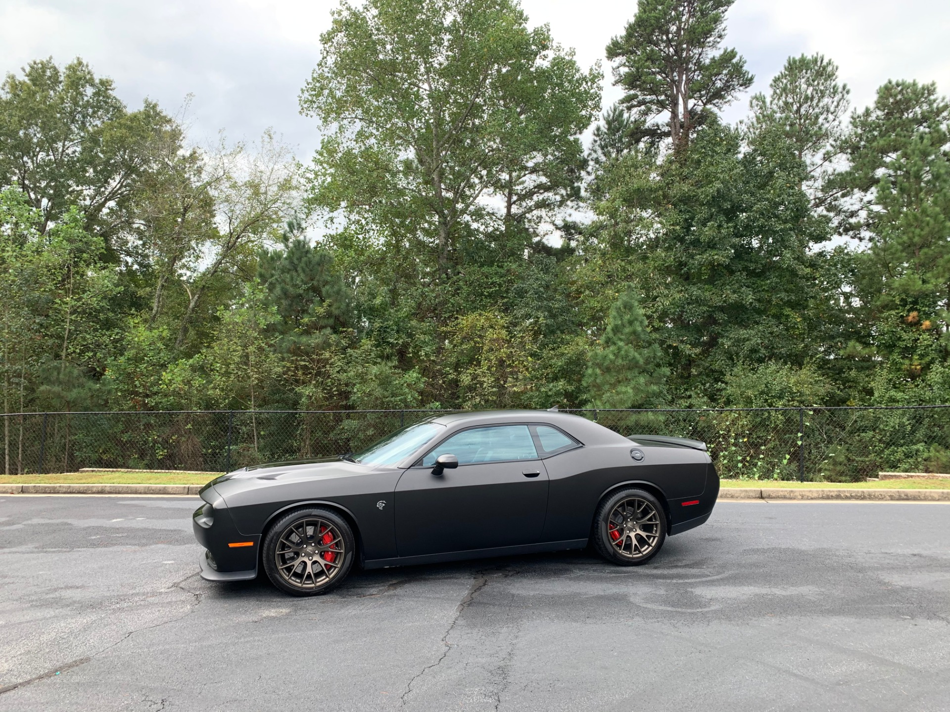 Used 2018 Dodge Challenger Hellcat RS  | Peachtree City, GA