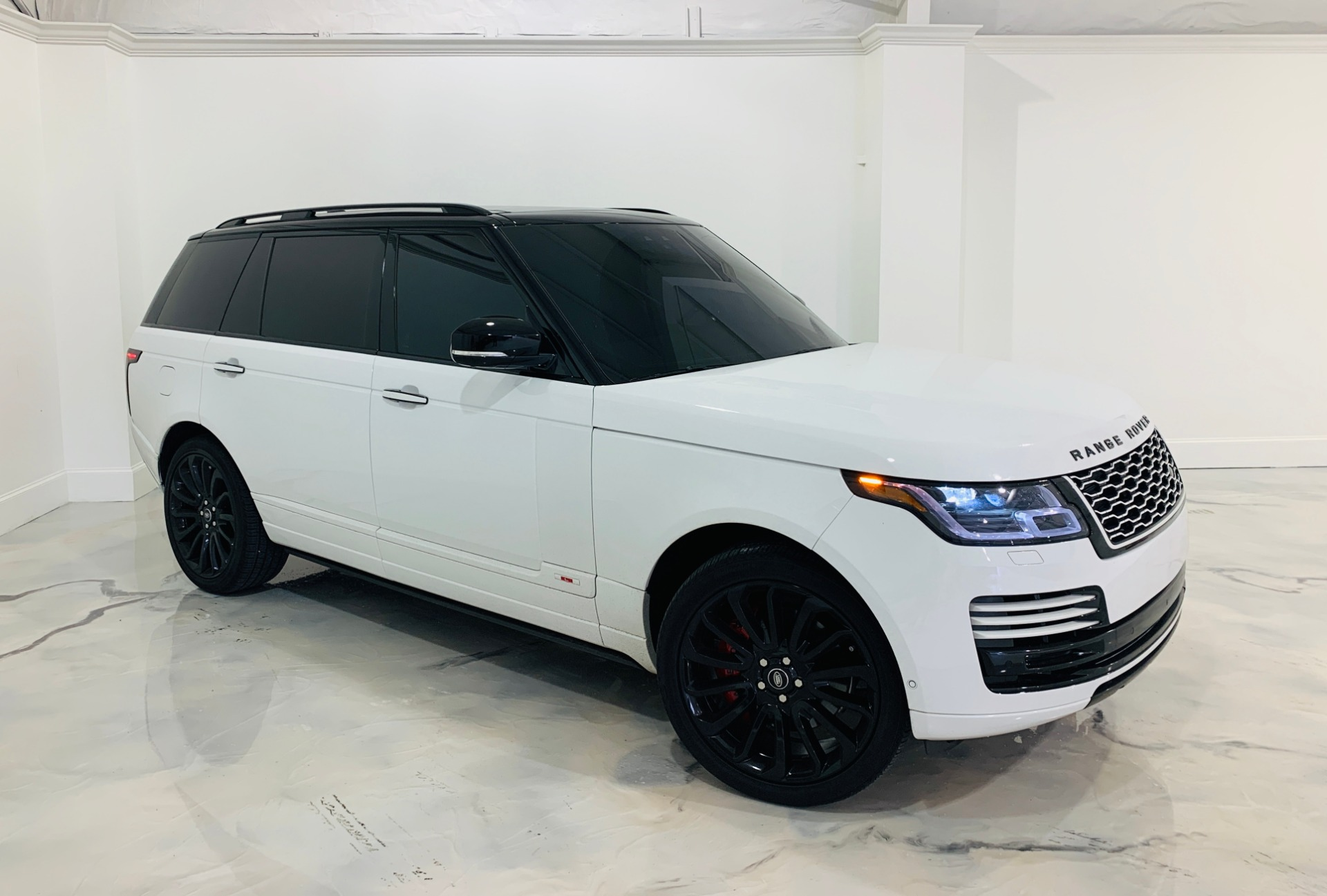 2018 Range Rover Autobiography Lwb Rs Stock Ja500999 For