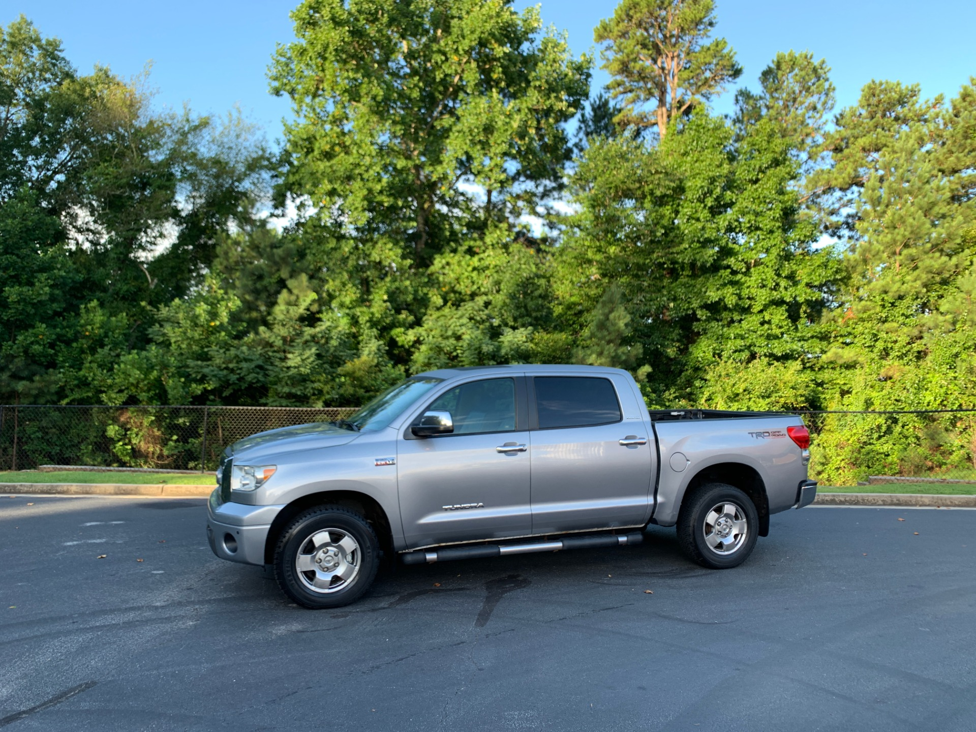 Used 2008 Toyota Tundra Limited SRS | Peachtree City, GA