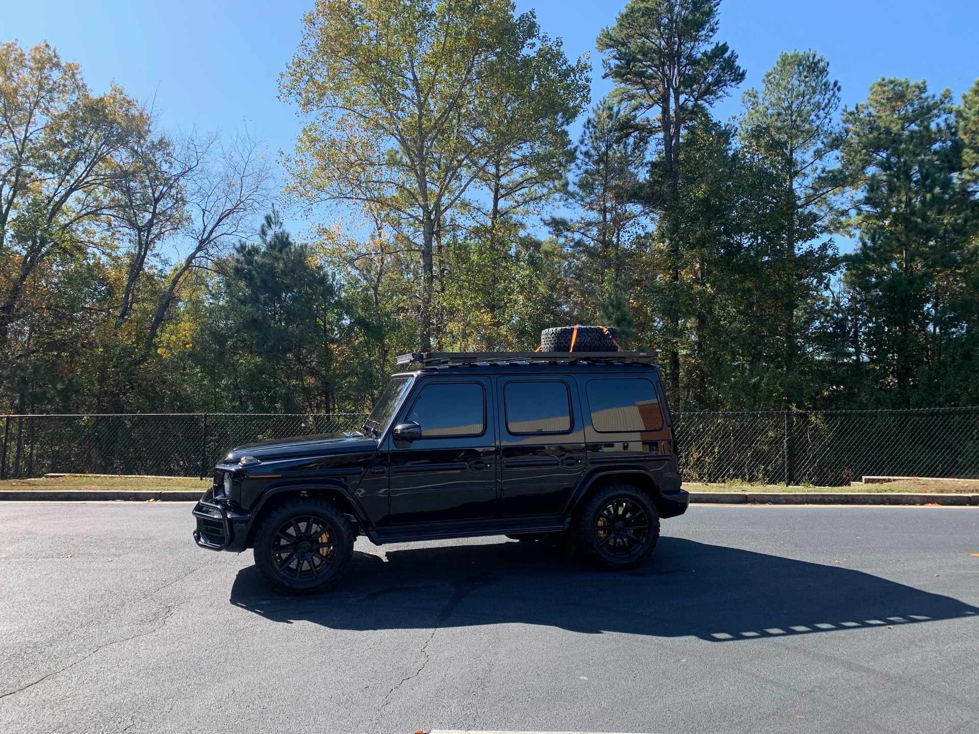 Used 2020 Mercedes-Benz G63 AMG TRAIL RS | Peachtree City, GA