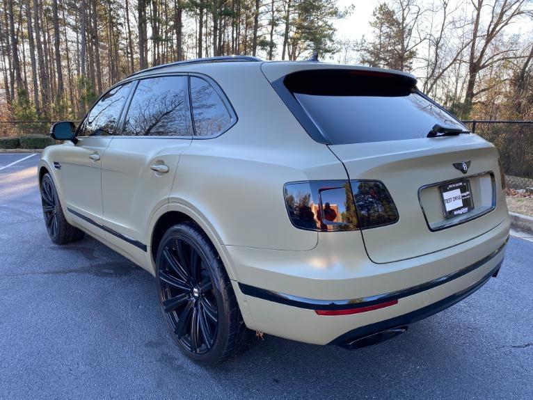 Used-2019-Bentley-Bentayga-V8-RS