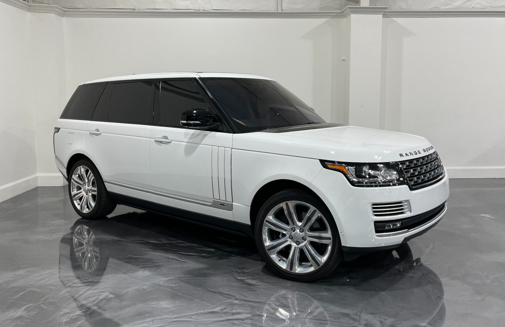Used 2017 Range Rover Autobiography LWB Autobiography LWB | Peachtree City, GA