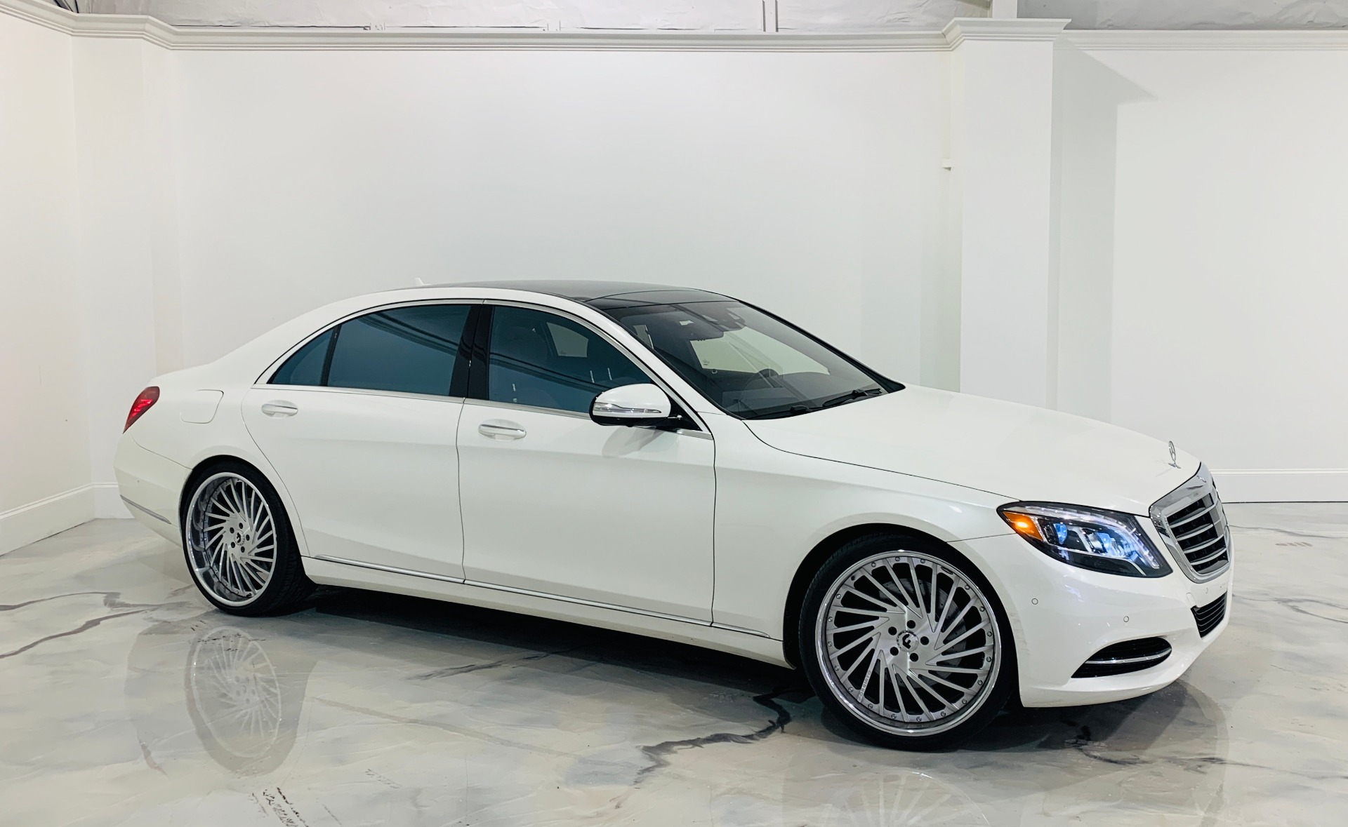 Used 2016 Mercedes-Benz S550 4matic RS S 550 4MATIC | Peachtree City, GA