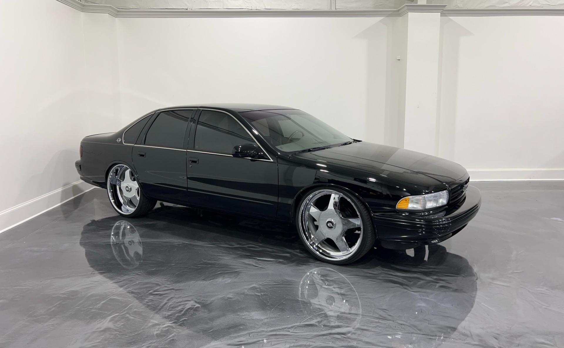 Used 1996 CHEVROLET IMPALA SS RS  | Peachtree City, GA