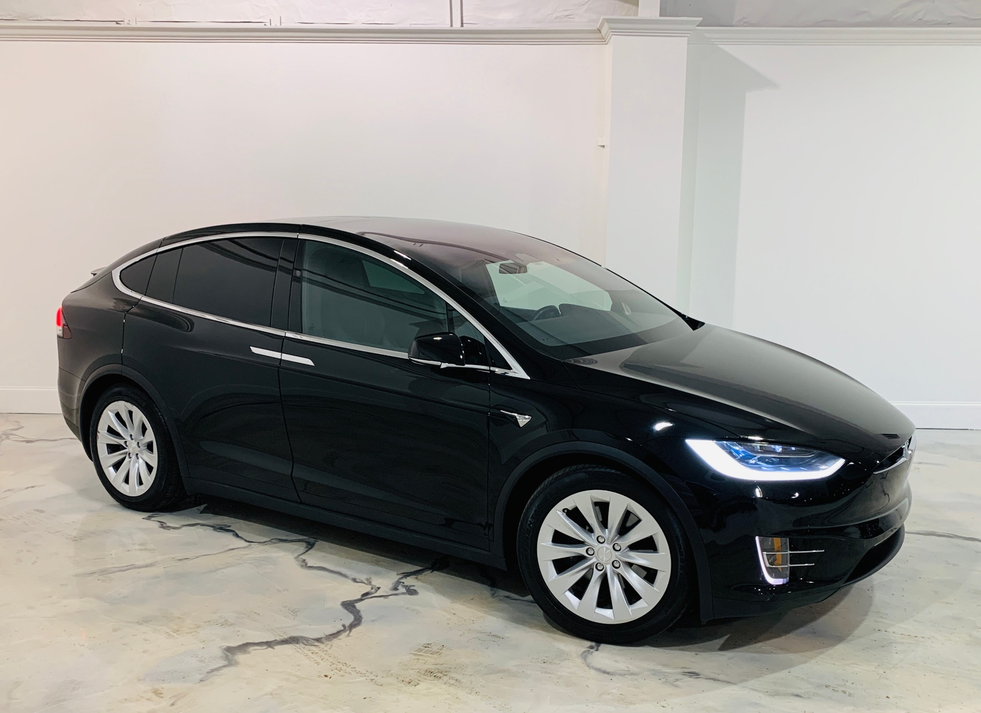 Used 2017 Tesla Model X 75D E-DRIVE | Peachtree City, GA
