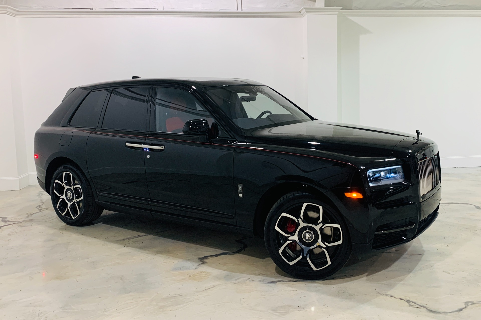 New 2020 Rolls-Royce Cullinan BLACK BADGE  | Peachtree City, GA