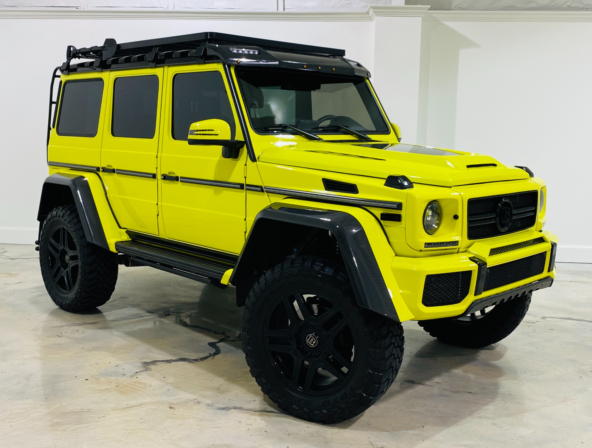 Used 2017 Mercedes-Benz G550 SQUARED RS Squared RS | Peachtree City, GA