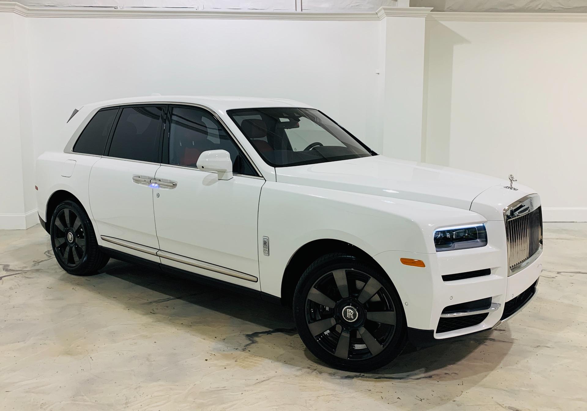 New 2020 Rolls-Royce Cullinan    Peachtree City, GA