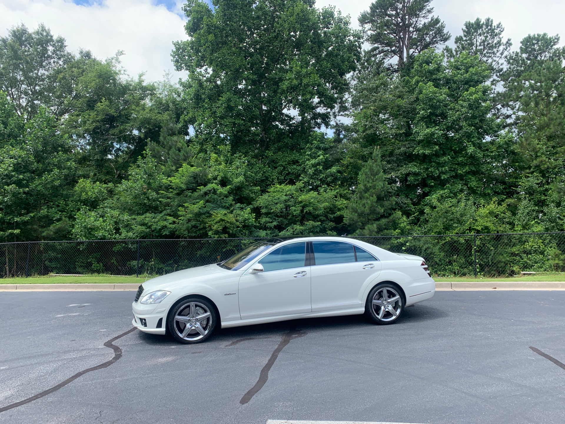 Used 2008 Mercedes-Benz S63 AMG S 63 AMG | Peachtree City, GA