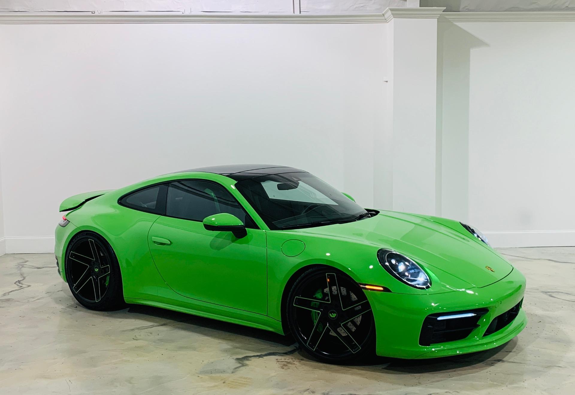 Used 2020 Porsche 911 C4S RS | Peachtree City, GA