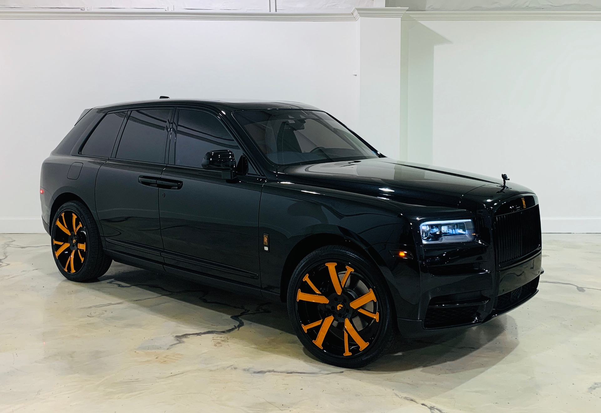 Used 2020 Rolls-Royce CULLINAN RS VLONE  | Peachtree City, GA