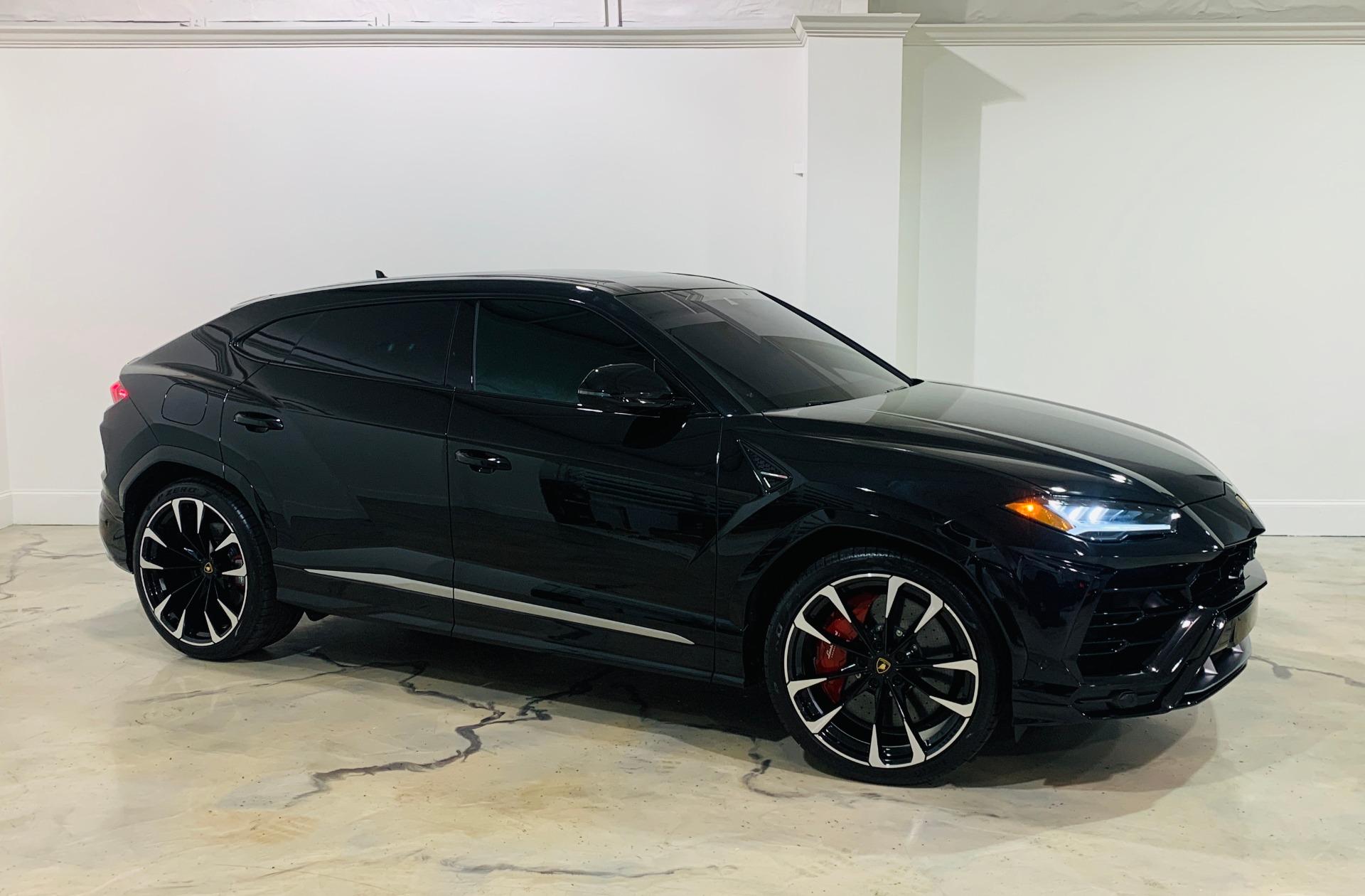 New 2020 Lamborghini Urus RS  | Peachtree City, GA