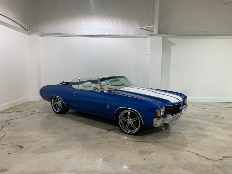 Used-1972-CHEVROLET-CHEVELLE-SS-RS