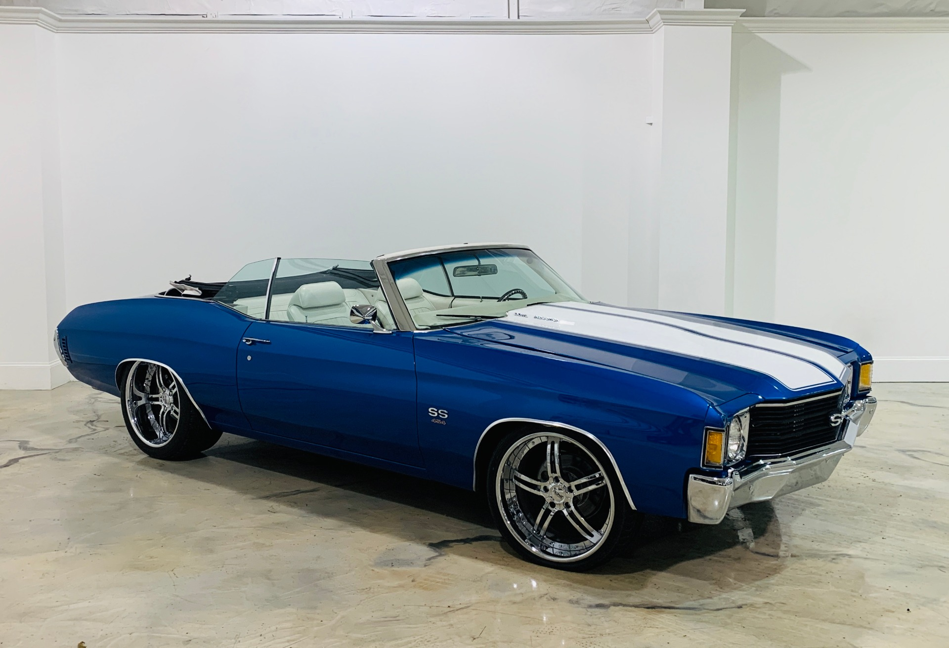 Used 1972 CHEVROLET CHEVELLE SS RS | Peachtree City, GA